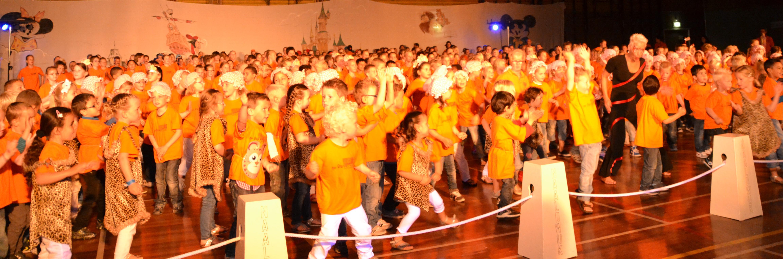 Dansen is geweldig !